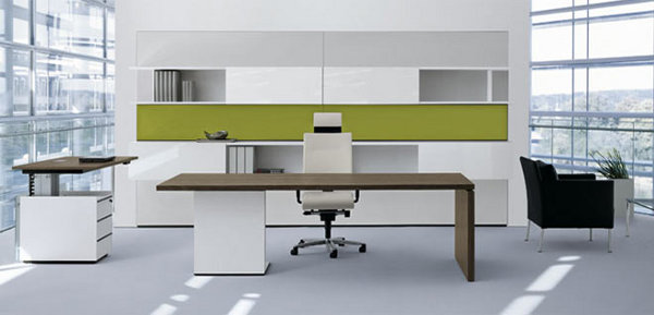 Modern Office Cabinet Design modern office furniture design - home design